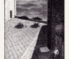 caffin-il-pisolino-montecastello-2013-charcoal-on-paper-27-5cmx47-5cm-darker-copy