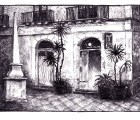 caffin-il-tabaccaio-siracusa-2014-charcoal-on-paper-37cmx29cm-copy
