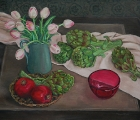 artichokes-with-ruby-glass-bowl-2