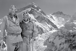 Alfred Gregory - First Ascent of Everest 1953